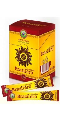 Растворимый кофе Brazil`ero Premium в стиках 50g