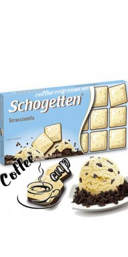 Шоколад Schogetten Stracciatella 100g