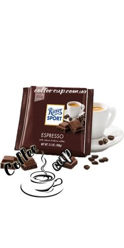 Шоколад Ritter Sport Espresso 100g