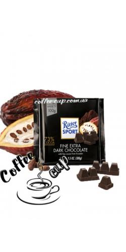 Шоколад Ritter Sport Fine Extra Dark Chocolate 100g
