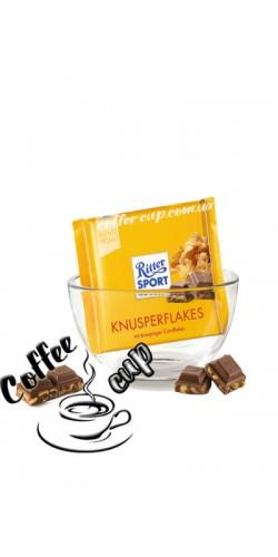 Шоколад Ritter Sport Knusperflakes 100g