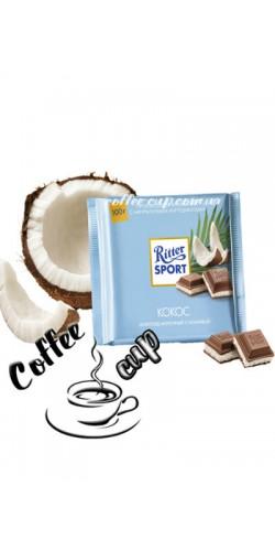 Шоколад Ritter Sport Coconut 100g
