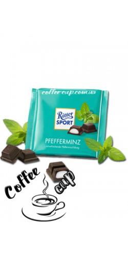Шоколад Ritter Sport Pfefferminz 100g