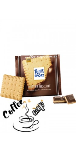 Шоколад Ritter Sport Butter Biscuit 100g