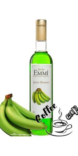 Сироп Emmi Зеленый банан 700ml