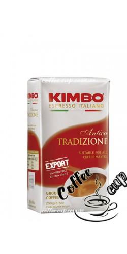 Кофе Kimbo Antica Tradizione молотый 250 гр