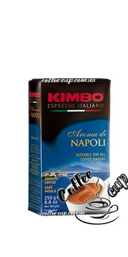 Кофе Kimbo Antica Aroma Di Napoli молотый 250 гр
