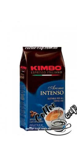 Кофе Kimbo Aroma Intenso в зернах 250гр