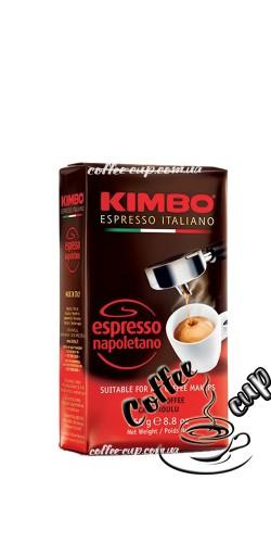 Кофе Kimbo Espresso Napoletano молотый 250 гр