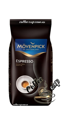 Кофе Movenpick  Espresso в зернах 500гр