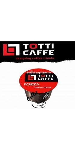 Кофе в капсулах Totti Caffe Forza 100шт