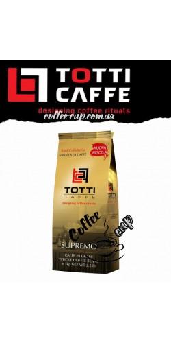 Кофе в зернах Totti Caffe Supremo 1кг