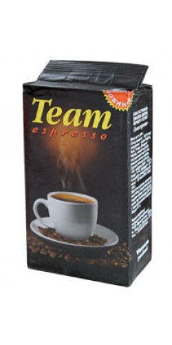 Віденська кава Team 250г, молотый