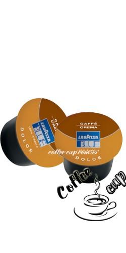 Кофе в капсулах LAVAZZA Blue Dolce Crema 100шт