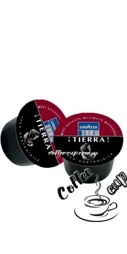 Кофе в капсулах LAVAZZA Blue Espresso Tierra 100шт