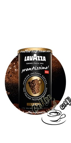 Lavazza Prontissimo Intenso растворимый(ж/б) 95g