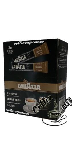 Lavazza Crema e Aroma espresso в стиках растворимый 26х2g