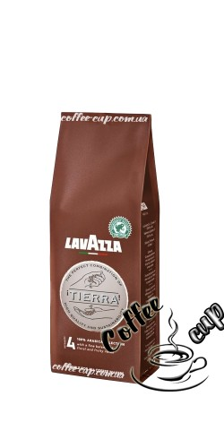 Lavazza Tierra 4 молотый 250гр