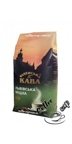 Віденська кава Міцна зерно 1kg