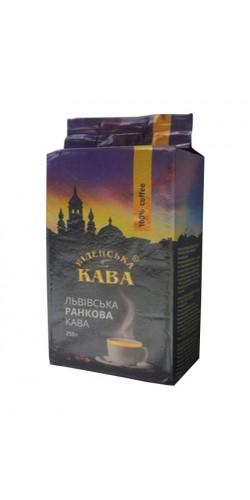Віденська кава Ранкова 250г, молотый