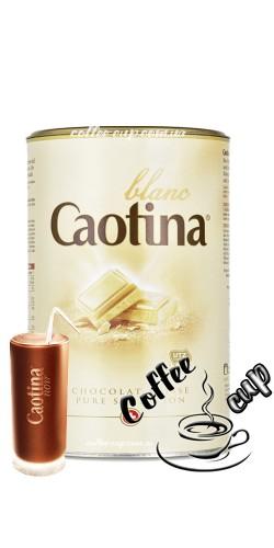 Горячий белый шоколад Caotina Blanc 500g