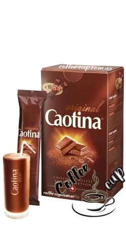 Горячий шоколад Caotina original в стиках (10×15g)