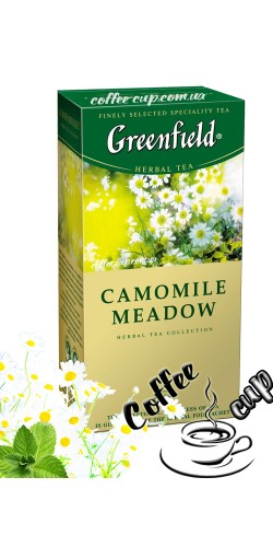 Чай Greenfield Camomile Meadow травяной 25 пак