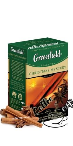 Чай Greenfield Christmas Mystery черный 100g