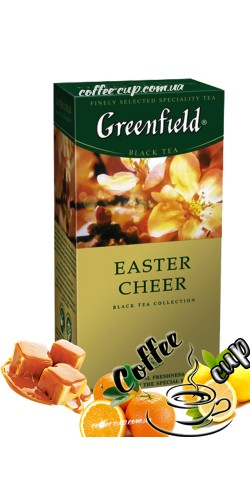 Чай Greenfield Easter Cheer черный 25 пак
