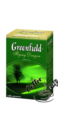 Чай Greenfield Flying Dragon зеленый 100g