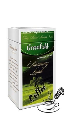 Чай Greenfield Harmony Land зеленый в ж/б 125g