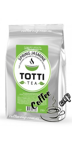 "Чай Totti Tea Spring Jasmine ""Весенний Жасмин"" зеленый 250g"