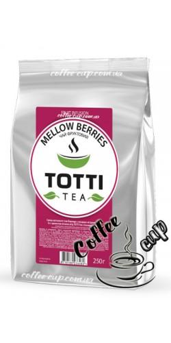 "Чай Totti Tea Mellow Berries ""Сочные Ягоды"" фруктовый 250g"