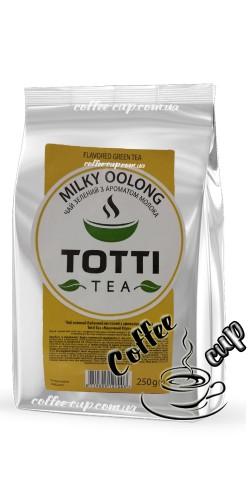 """Чай Totti Tea Milk Oolong """"Молочный улун"""" зеленый 250g"""