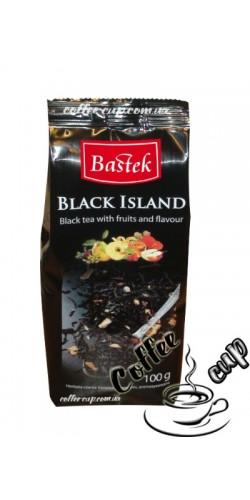 Чай Bastek Black Island черный 100g